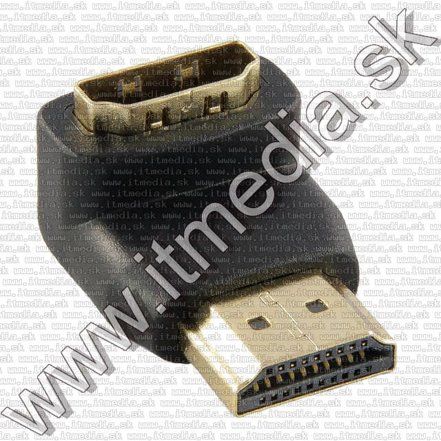 Image of HDMI Cable adapter (L 90degrees) male-female (IT10023)