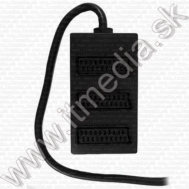 Image of SCART splitter x3 (IT0217)