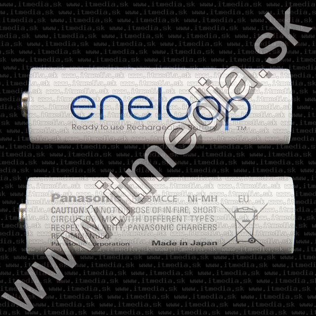 Image of Panasonic Eneloop akku HR06 4x1900 mAh AA *BLISTER* *Ready2Use* (IT9922)