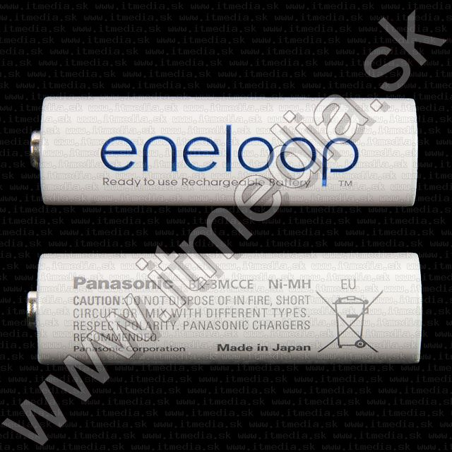 Image of Panasonic Eneloop akku HR06 4x1900 mAh AA *ECO BOX* *Ready2Use* (IT9920)