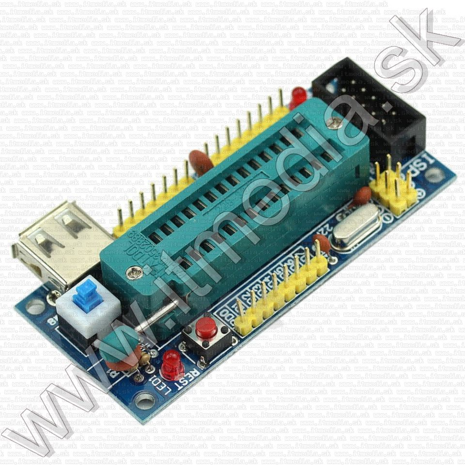 Image of Arduino Development Board for Atmega-xx8 DIP28 chips (IT13516)