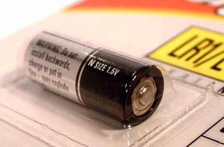Image of ENERGIZER battery 1xN Security alkaline LR1 E90 2pk (IT2685)
