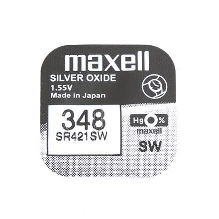 Image of Maxell SR421SW (348) gombelem (IT10101)
