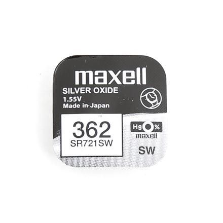 Image of Maxell SR721SW (362) gombelem (IT10099)