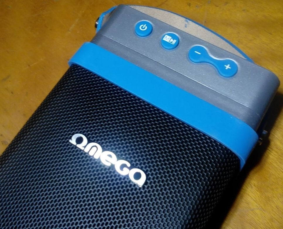 Image of Omega OG-095 Bluetooth hangfal 22W Outdoor microSD (IT12753)