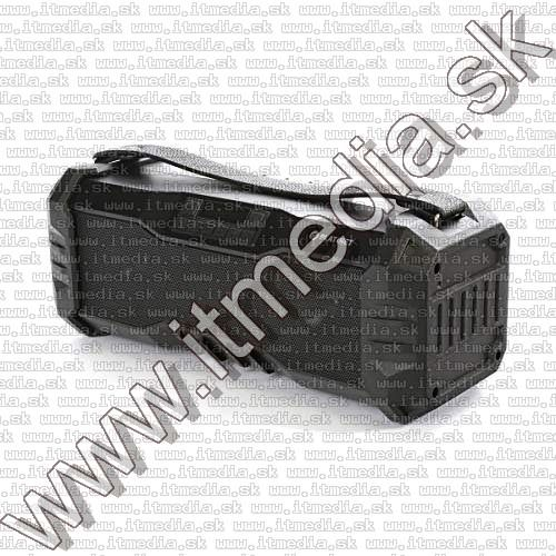 Image of Wireless Bluetooth Speaker Boombox with mic and FM PMG75B 11W (IT13774)