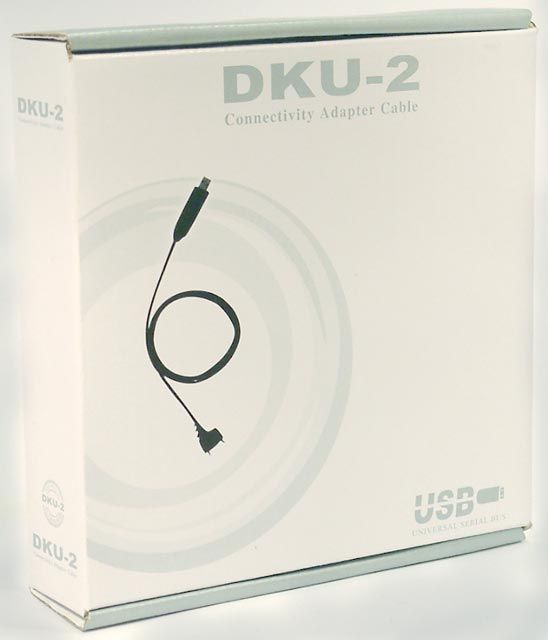 Image of USB Cellphone cable DKU-2 (Nokia 6230i) INFO! (IT4203)