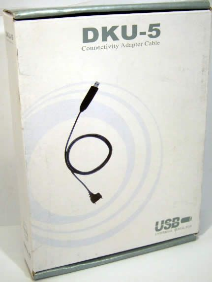 Image of USB Cellphone cable DKU-5 (Nokia) BULK INFO! (IT4186)
