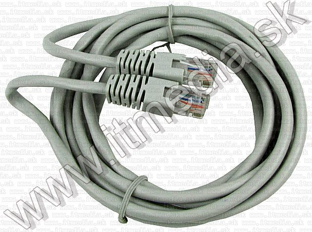 Image of Ethernet Network (Lan) cable --3m-- RJ45 (UTP) Patch (IT5434)