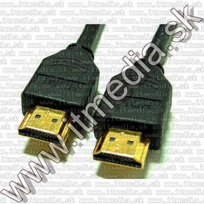 Image of HDMI v1.4 cable 10m GOLD *ethernet* INFO! (IT1675)
