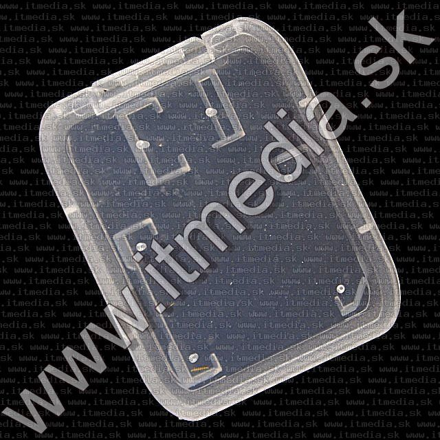 Image of microSD - SD Card plastic housing (IT9592)