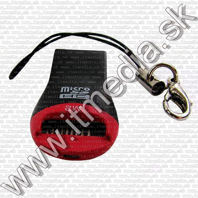 Image of Mini USB Cardreader for M2 and microSD cards (IT4425)