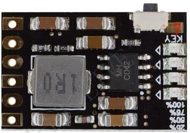 Image of USB Power bank board DIY Charge 2.1A Discharge 3.5A Info! (IT14537)