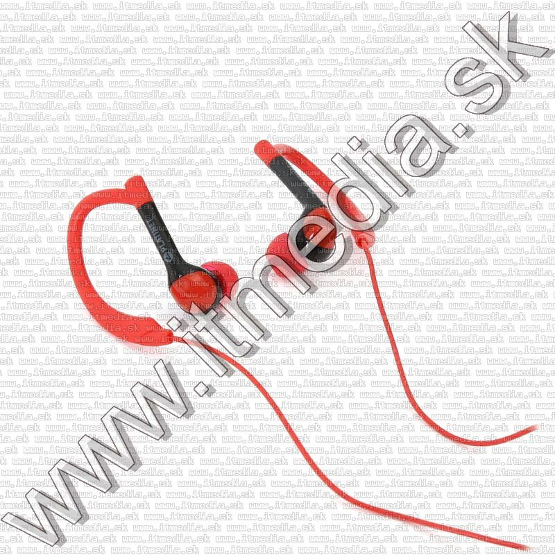 Image of Platinet Silicone Sport Headset PM1072 Red (42939) (IT11997)