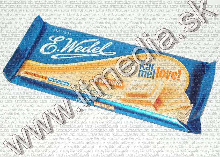 Image of E. Wedel Chocolate 100g (Caramel) (IT13430)