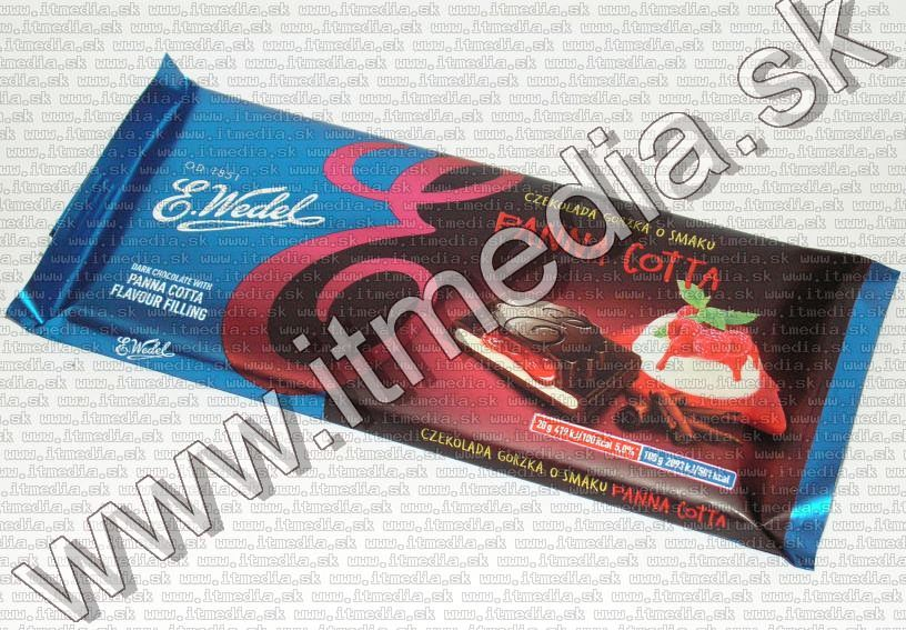 Image of E. Wedel Chocolate 100g (Panna Cotta) (IT13431)