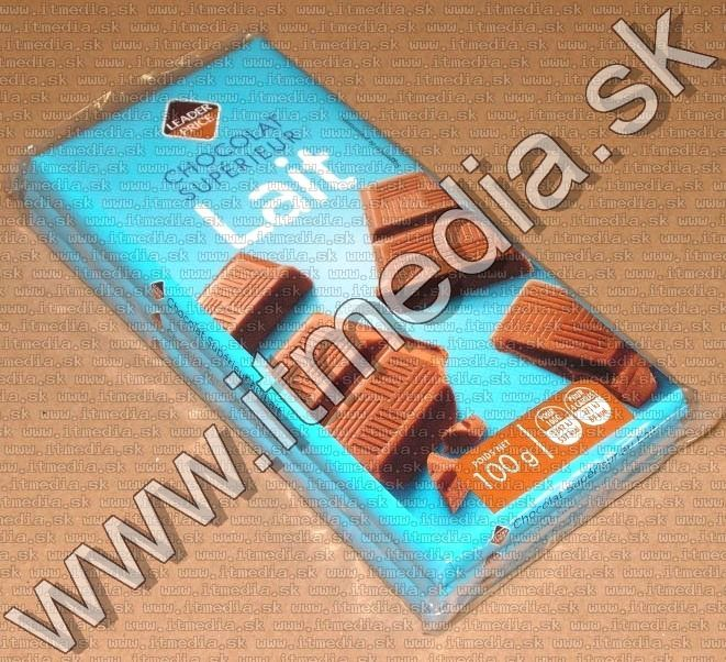 Image of LP Milk Chocolate 100g (3-pack) Info! (IT13303)