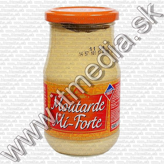 Image of Csípős Mustár (Leader Price) 350g !info (IT8891)