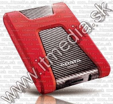 Image of Adata External HDD *USB3* 1000GB 2.5 red HD650 (IT13234)