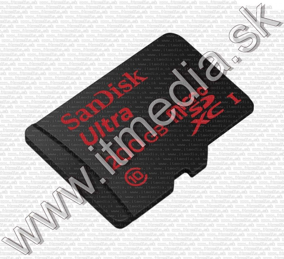 Image of Sandisk microSD-XC kártya 200GB UHS-I U1 *Mobile Ultra CLASS10* 90MB/s + adapter (IT13292)