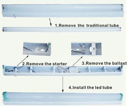 Led tube led tube user manual led tube user manual images publicscrutiny Choice Image