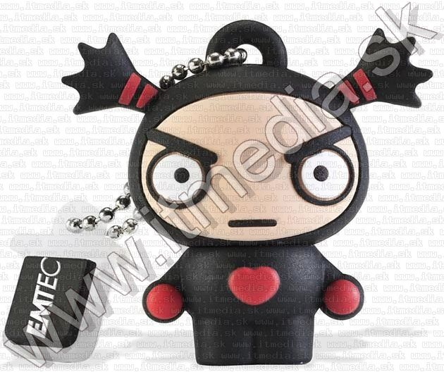 Image of Emtec Pendrive 4GB *Garu* *(Pucca) Silicone (IT13400)