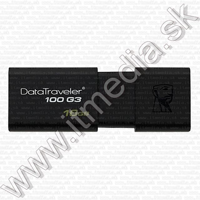 Image of Kingston USB 3.0 pendrive 16GB *DT 100 G3* (100/10 MBps) (IT8865)