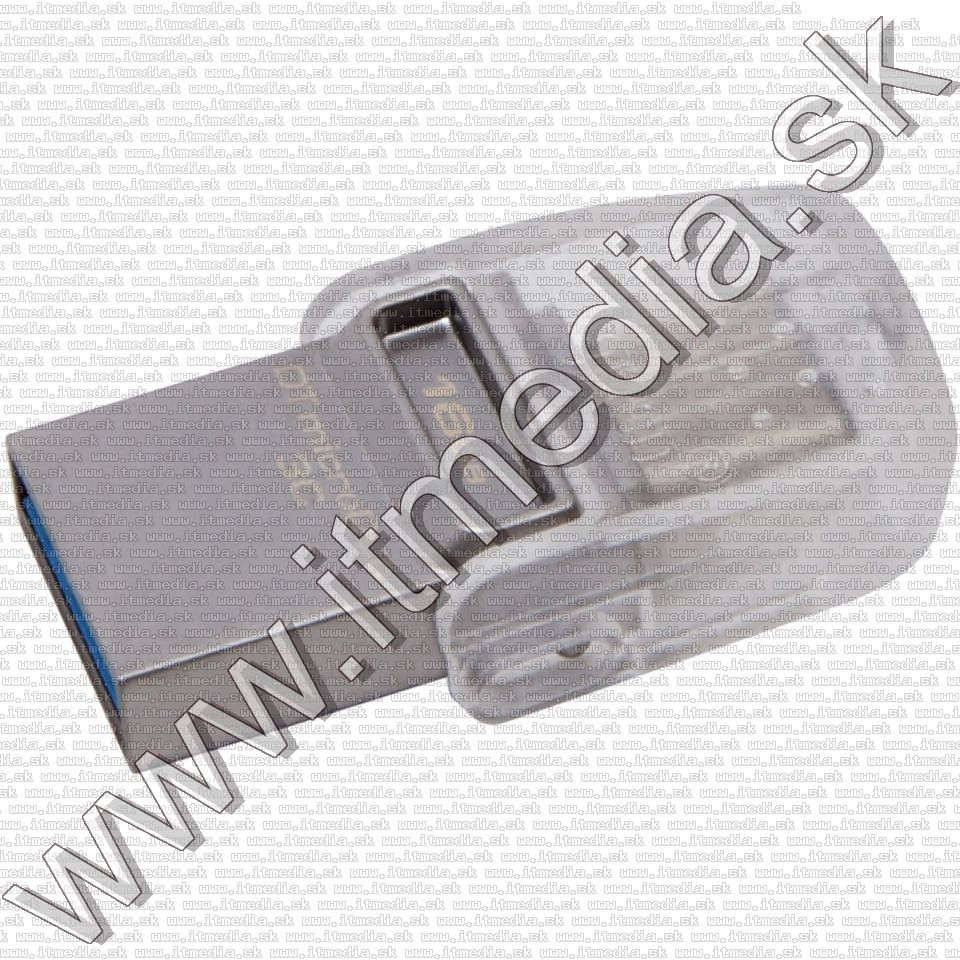 Image of Kingston USB 3.0 pendrive 16GB *DT microDUO 3.0* *USB + USB-C* (100/10MBps) (IT11914)