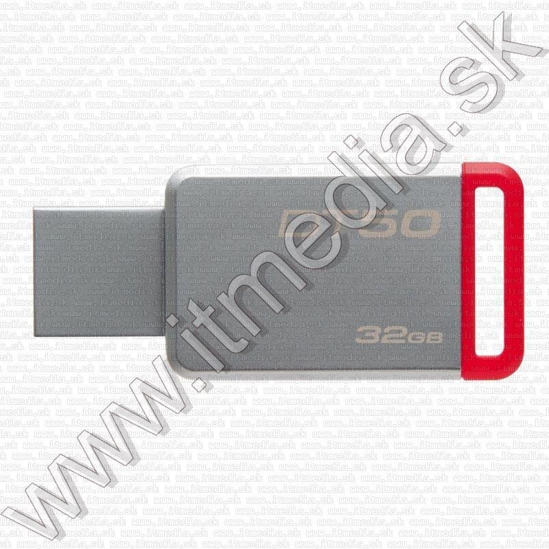 Image of Kingston USB 3.0 pendrive 32GB *DT50* (110/15 MBps)  (IT12397)