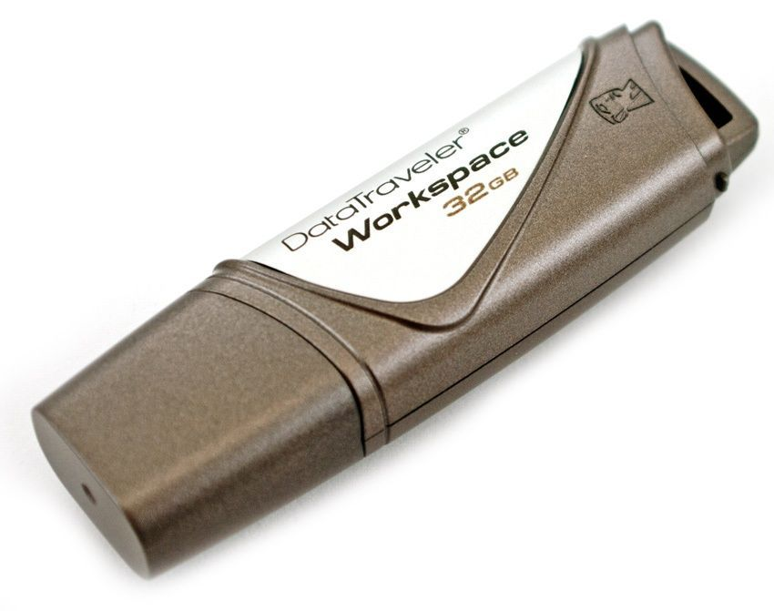 Image of Kingston USB 3.0 pendrive 32GB *DT Workspace 3.0* (250/250MBps) (IT12418)