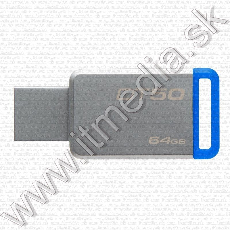 Image of Kingston USB 3.0 pendrive 64GB *DT50* (110/15 MBps)  (IT12398)