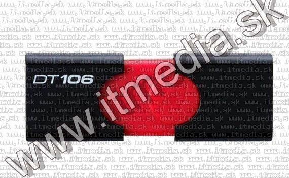 Image of Kingston USB 3.1 pendrive 128GB *DT 106* [150R] (IT13576)