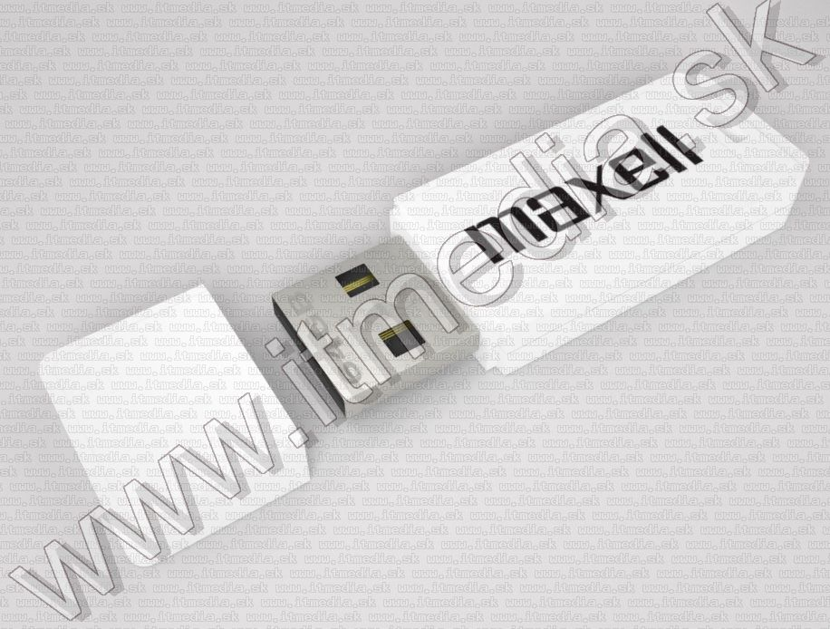 Image of Maxell Pendrive 16GB *Venture* *WHITE* (IT13018)