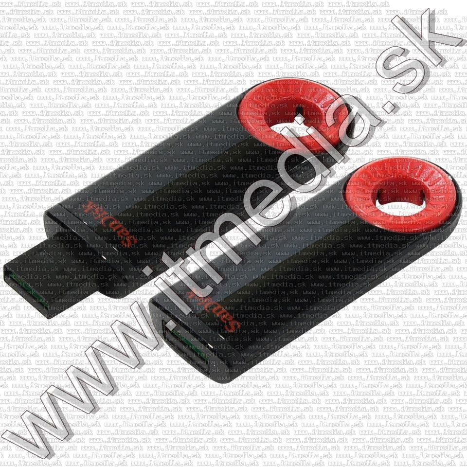 Image of Sandisk USB pendrive 16GB *Cruzer Dial* SDCZ57-016G-B35 (IT12696)