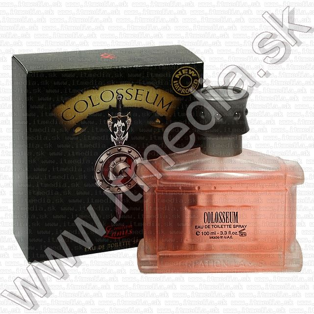 Image of Creation Lamis Perfume (100 ml EDT) *Colosseum* for Men (IT2533)