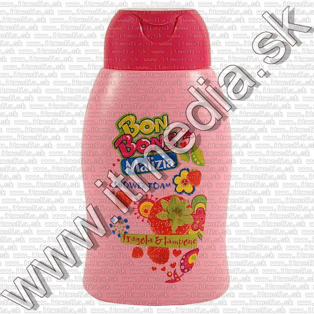 Image of Bon Bons Malizia Tusfürdő (250 ml) *Strawberry and Raspberry* (IT8407)