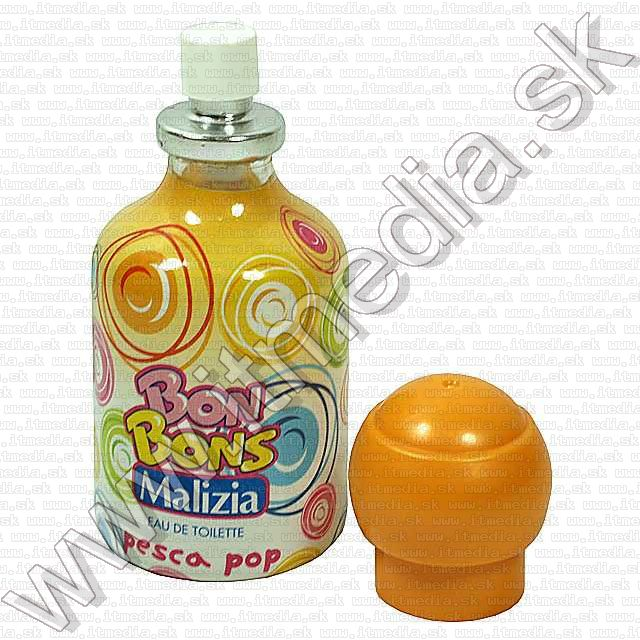 Image of Bon Bons Malizia Perfume (50 ml EDT) *Pesca Pop* (IT1582)