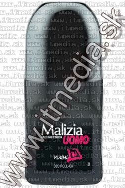 Image of Malizia UOMO Musk DEO Roll-on 50ml Plastic (IT14101)