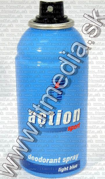Image of Action R Sport DEO Spray Light Blue 150ml (IT2593)