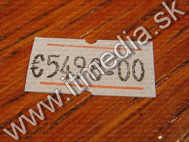 Image of Noname Price Labels (Tags) (WHITE-red, 4000 * 12x22mm) (IT7338)