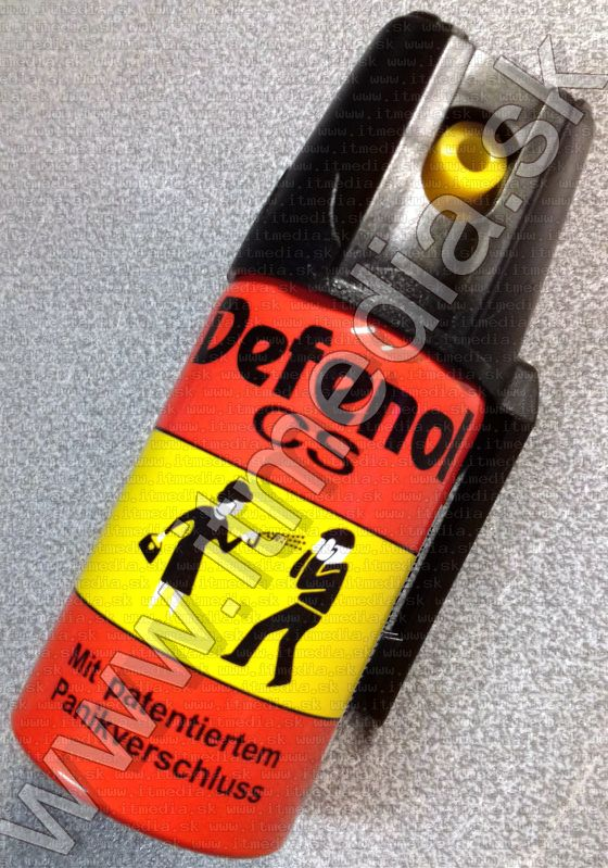Image of Defenol CS-Gas Spray 40 ml 2020-05 (IT13514)