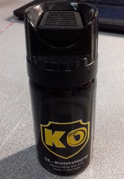 Image of KO CS-Gas Spray 40 ml (IT8622)
