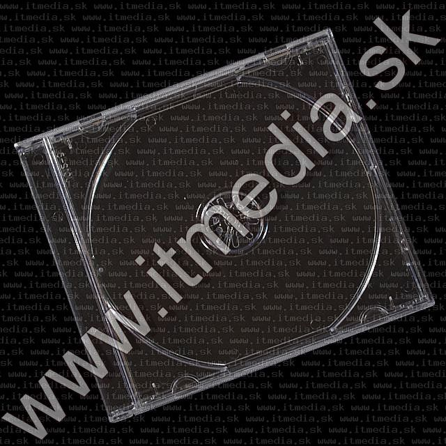 Image of CD Case, Normal, Clear Standard (IT1249)