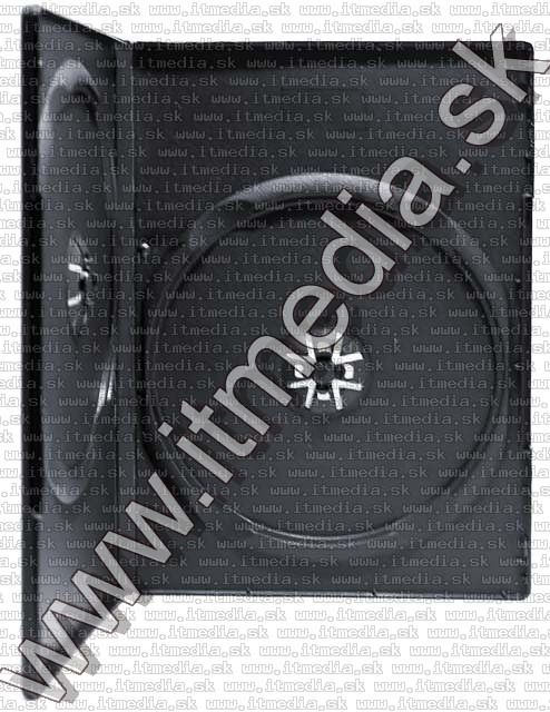 Image of DVD Case, SLIM 9 mm, black, Double Nogar (IT4372)