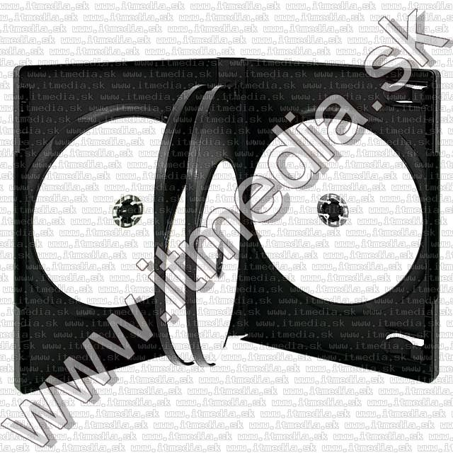 Image of DVD Case Normal, 6-disc 22mm (IT4853)