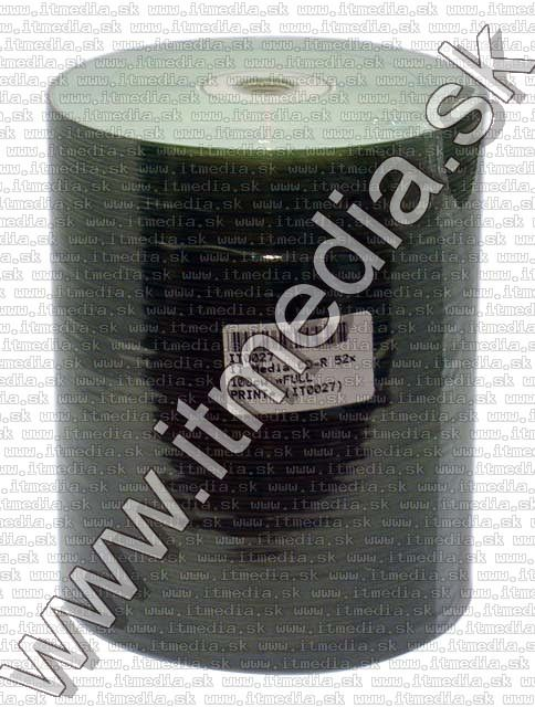 Image of IT Media CD-R 52x 100cw ***FULL PRINT*** CMC (IT0027)