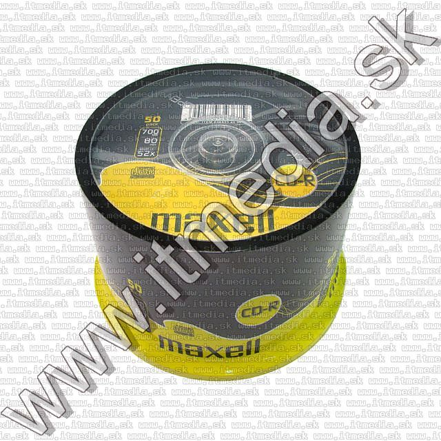 Image of Maxell CD-R 52x 50cake (IT10577)
