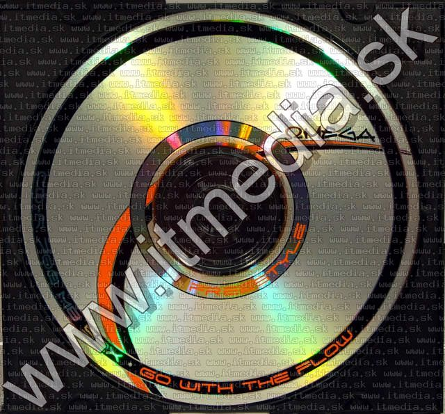 Image of Omega Freestyle CD-R 52x ----SlimJC---- (IT3793)