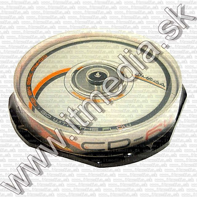 Image of Omega Freestyle CD-RW 12x 10cake (IT3794)