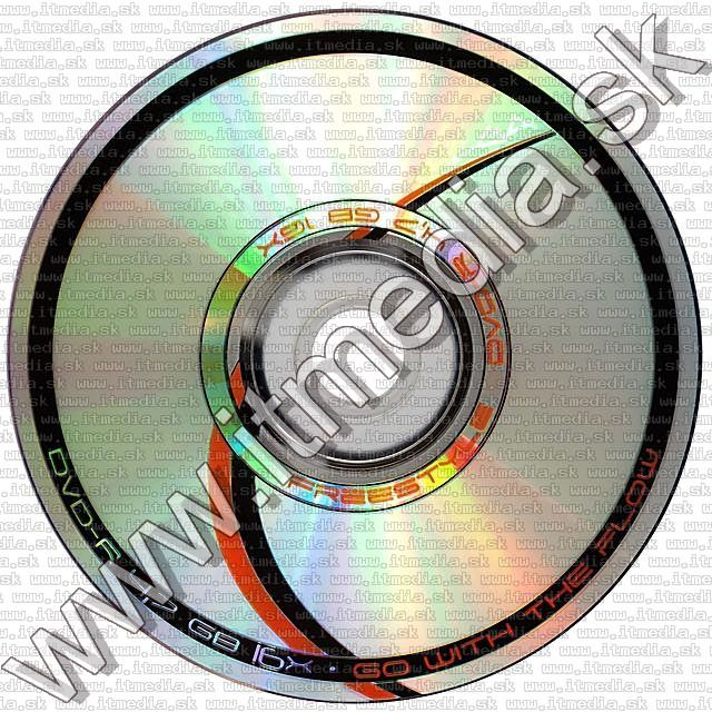 Image of Omega Freestyle DVD-R 16x Paper (IT11278)